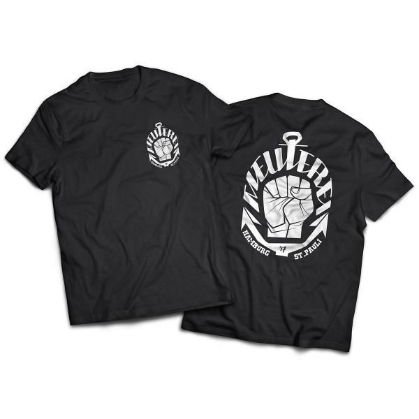 T-Shirt Meuterei [schwarz]