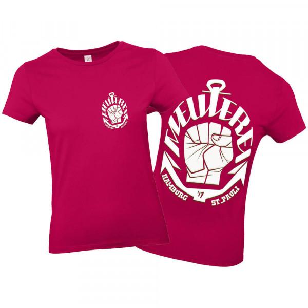 T-Shirt Meuterei Girl [pink]