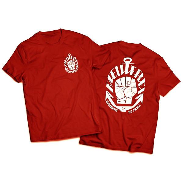 T-Shirt Meuterei [rot]